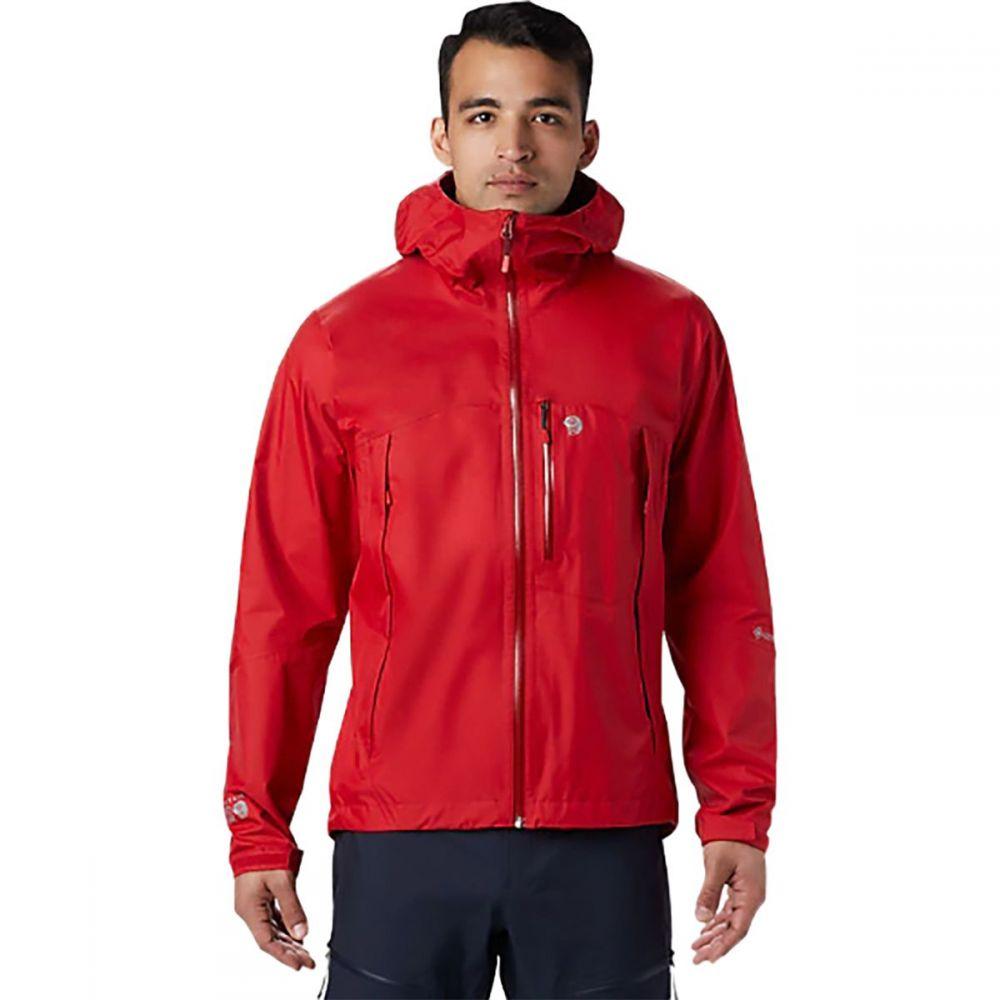 マウンテンハードウェア Mountain Hardwear メンズ ジャケット アウター【Exposure/2 GTX Paclite Jacket】Racer