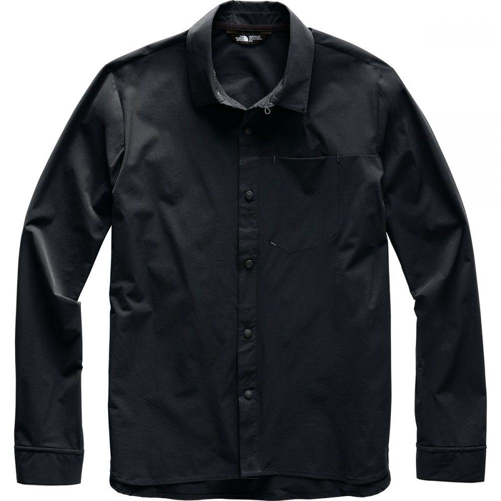 ザ ノースフェイス The North Face メンズ シャツ トップス【North Dome Long - Sleeve Shirt】Tnf Black