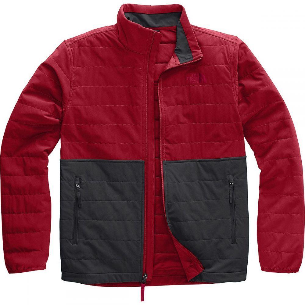 ザ ノースフェイス The North Face メンズ ジャケット マウンテンジャケット アウター【Mountain Sweatshirt 3.0 Full - Zip Jacket】Cardinal Red/Asphalt Grey