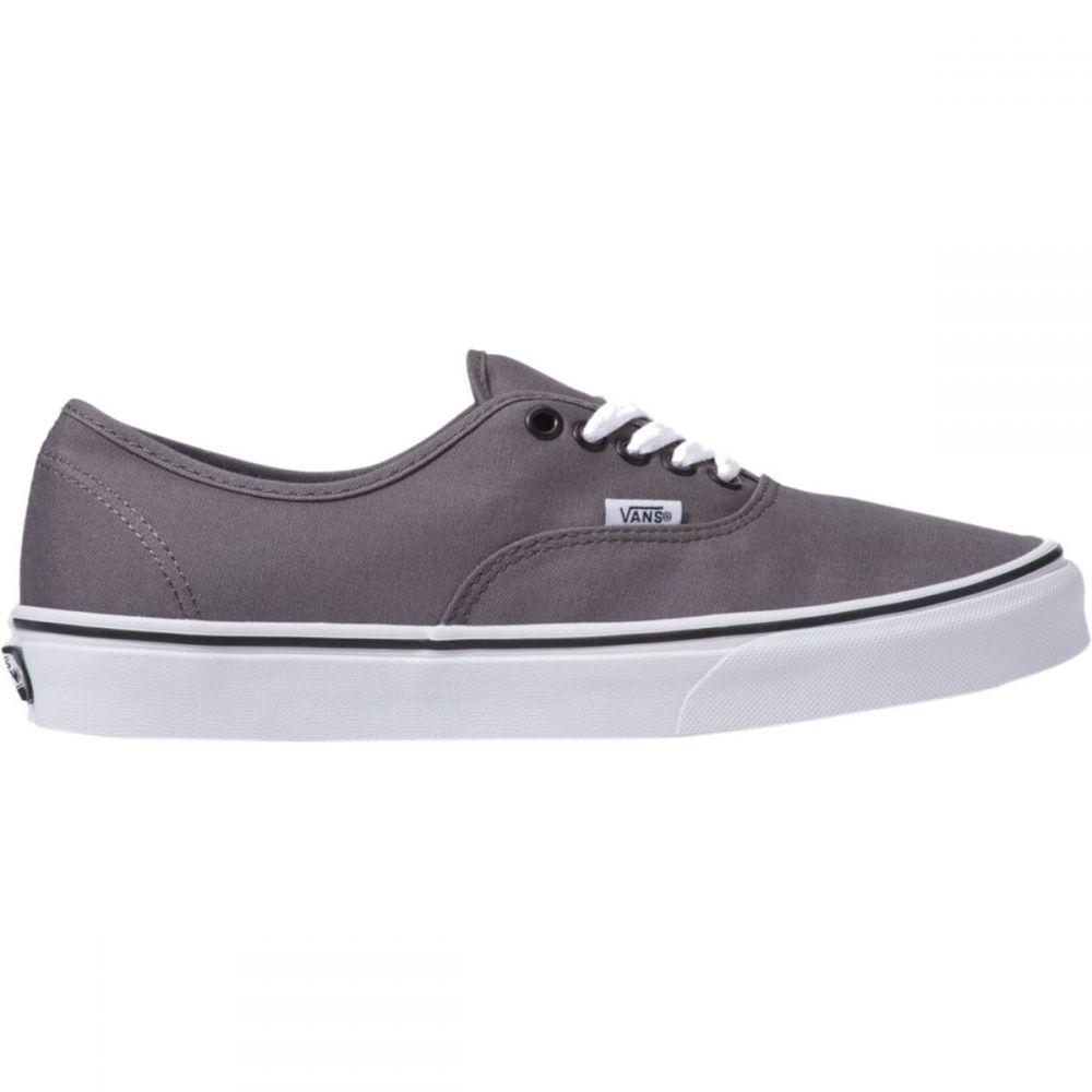 ヴァンズ Vans メンズ スニーカー シューズ・靴【Authentic Shoe】Pewter/Black