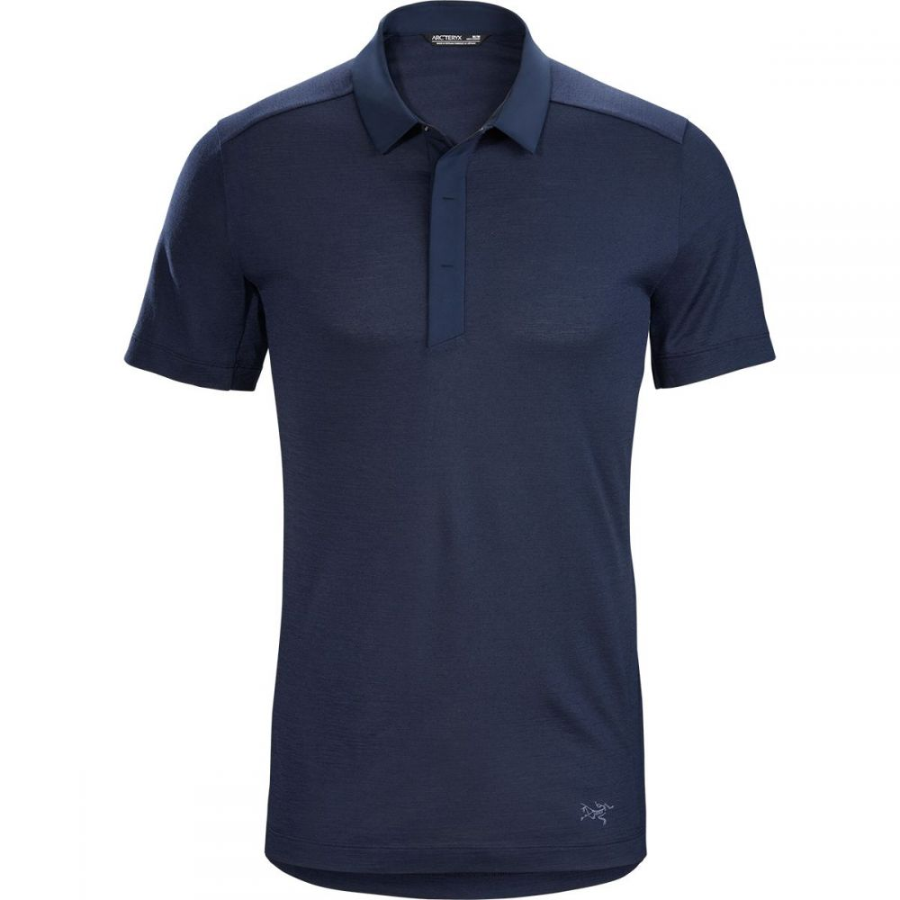 アークテリクス Arc'teryx メンズ ポロシャツ トップス【A2B Polo Shirt】Cobalt Moon