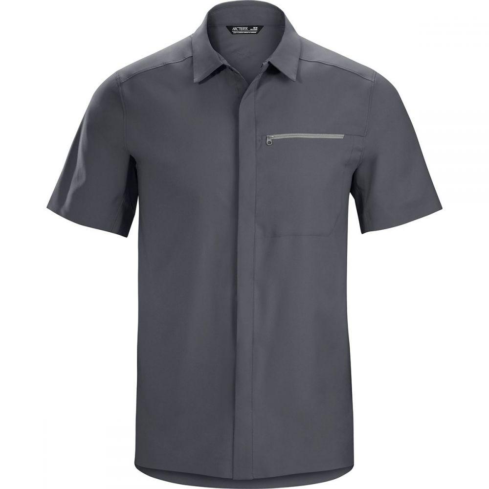 アークテリクス Arc'teryx メンズ 半袖シャツ トップス【Skyline Short - Sleeve Shirt】Cinder