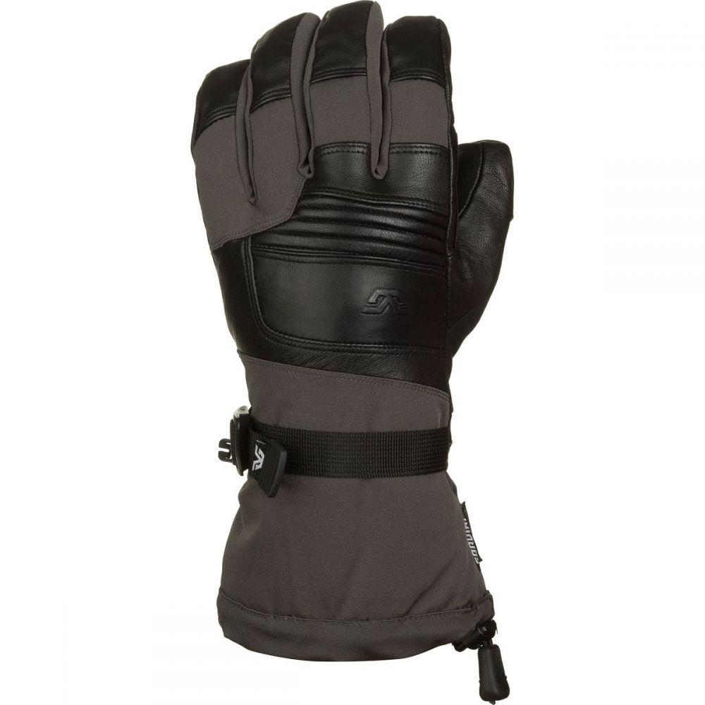 ゴルディーニ メンズ ファッション小物 手袋・グローブ Gunmetal 【サイズ交換無料】 ゴルディーニ Gordini メンズ 手袋・グローブ 【DT Gauntlet Glove】Gunmetal