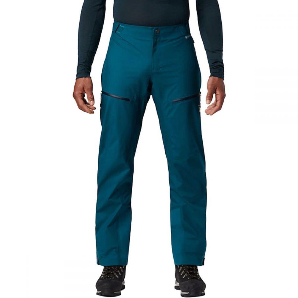 マウンテンハードウェア Mountain Hardwear メンズ ボトムス・パンツ 【Exposure 2 GTX Active Pant】Dive