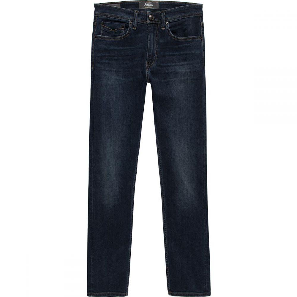 REVTOWN メンズ ジーンズ・デニム ボトムス・パンツ【Taper Slim Fit Stretch Jeans】Washed Indigo