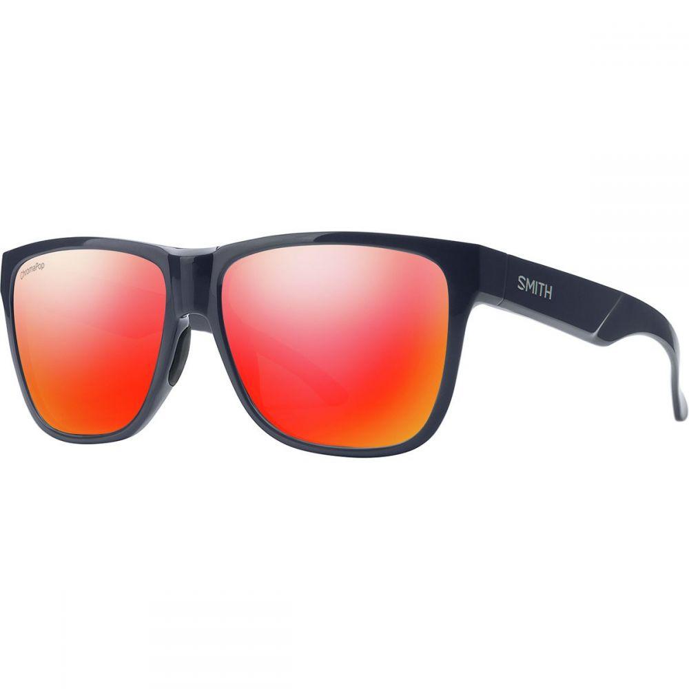 スミス Smith メンズ メガネ・サングラス 【Lowdown XL 2 ChromaPop Sunglasses】Deep Ink/Sun Red Mirror