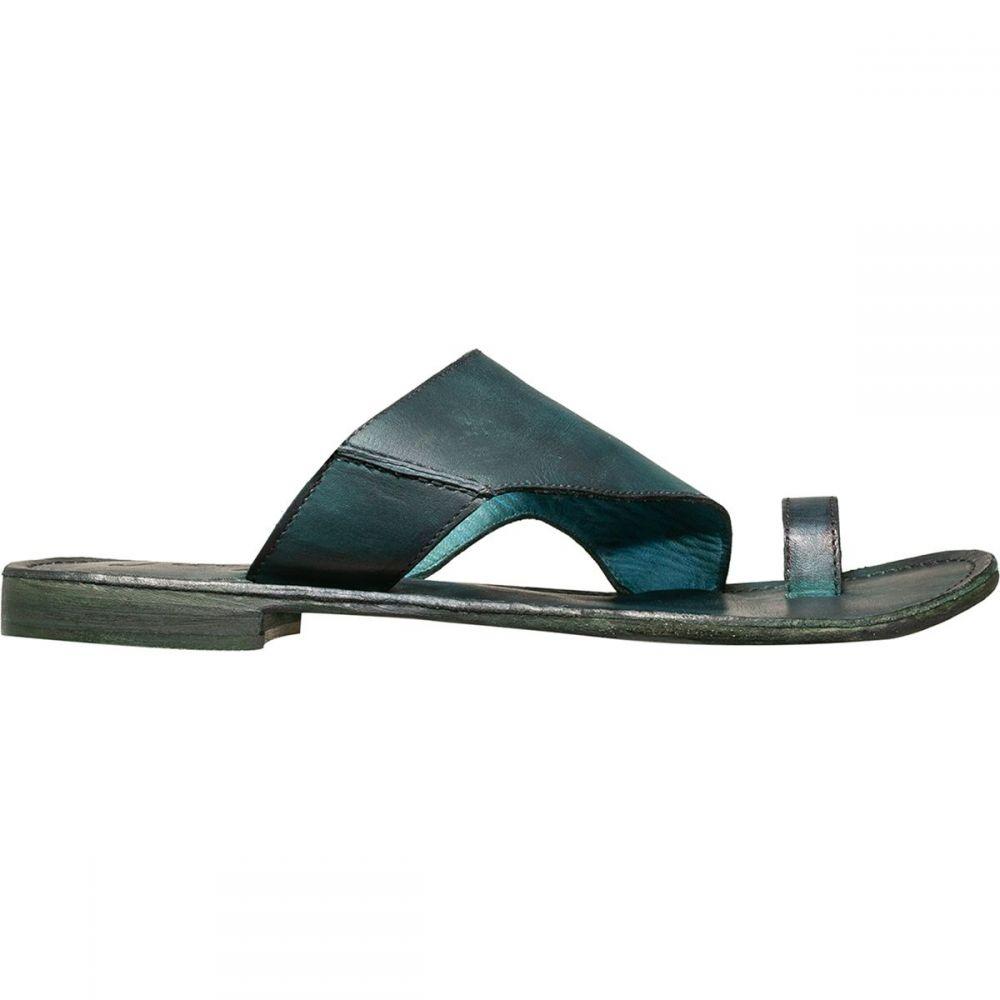 フリーピープル Free People レディース サンダル・ミュール シューズ・靴【Sant Antoni Slide】Turquoise