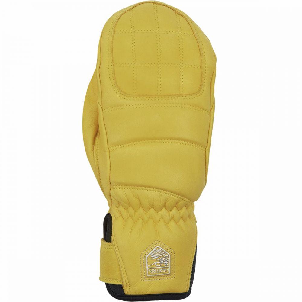 ヘスタ Hestra レディース 手袋・グローブ ミトン【Fall Line Mitten】Yellow