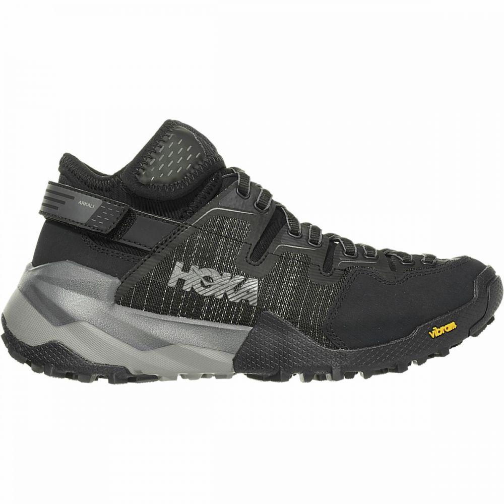 ホカ オネオネ HOKA ONE ONE レディース ハイキング・登山 シューズ・靴【Sky Arkali Hiking Shoe】Black/Reflective