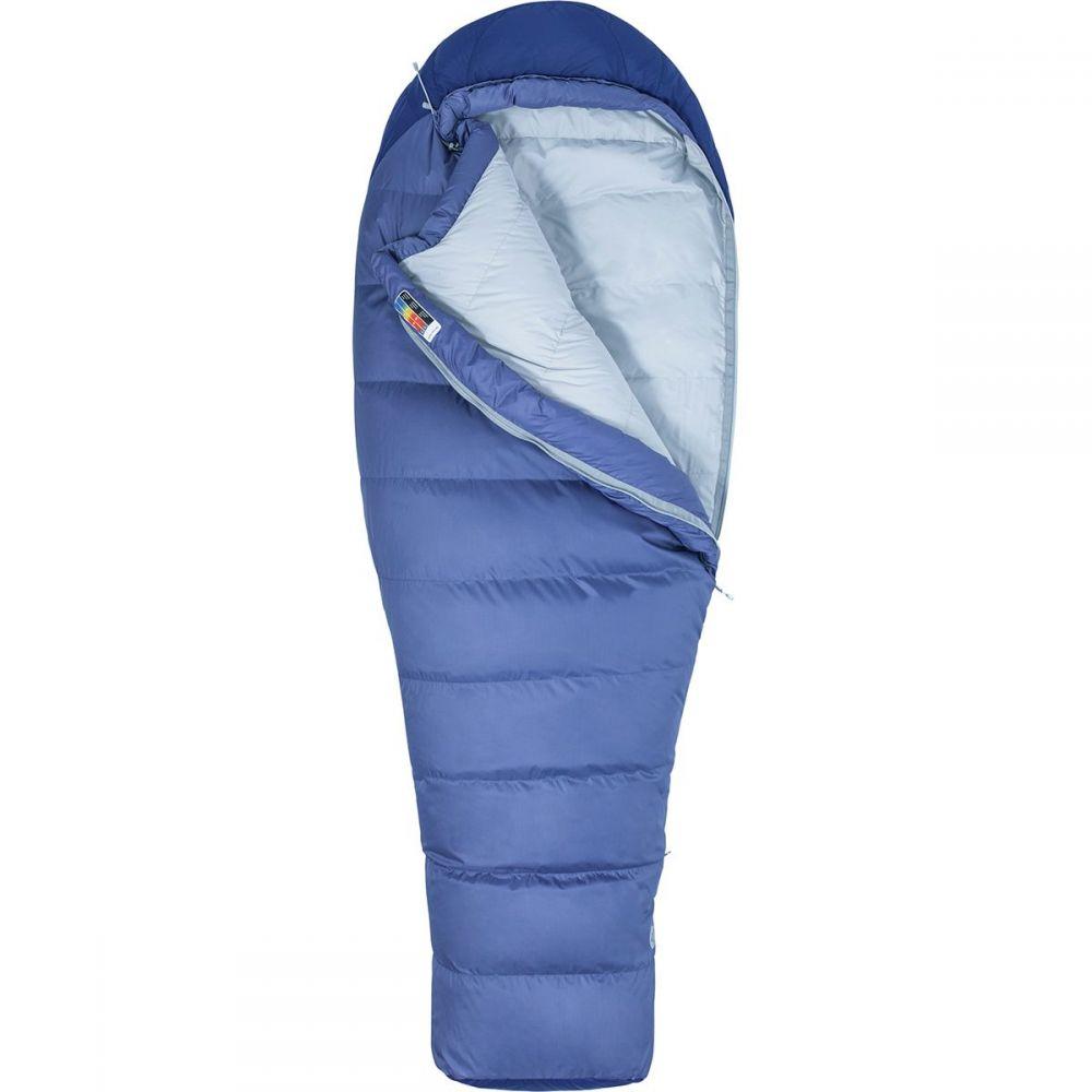 マーモット Marmot レディース ハイキング・登山 【Radium 20 Sleeping Bag: 20F Down】Blue Heron/Deep Dusk