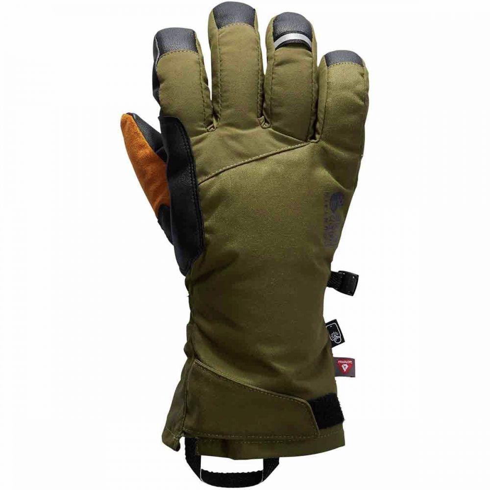 マウンテンハードウェア Mountain Hardwear レディース 手袋・グローブ 【Cloud Bank GTX Glove】Dark Army