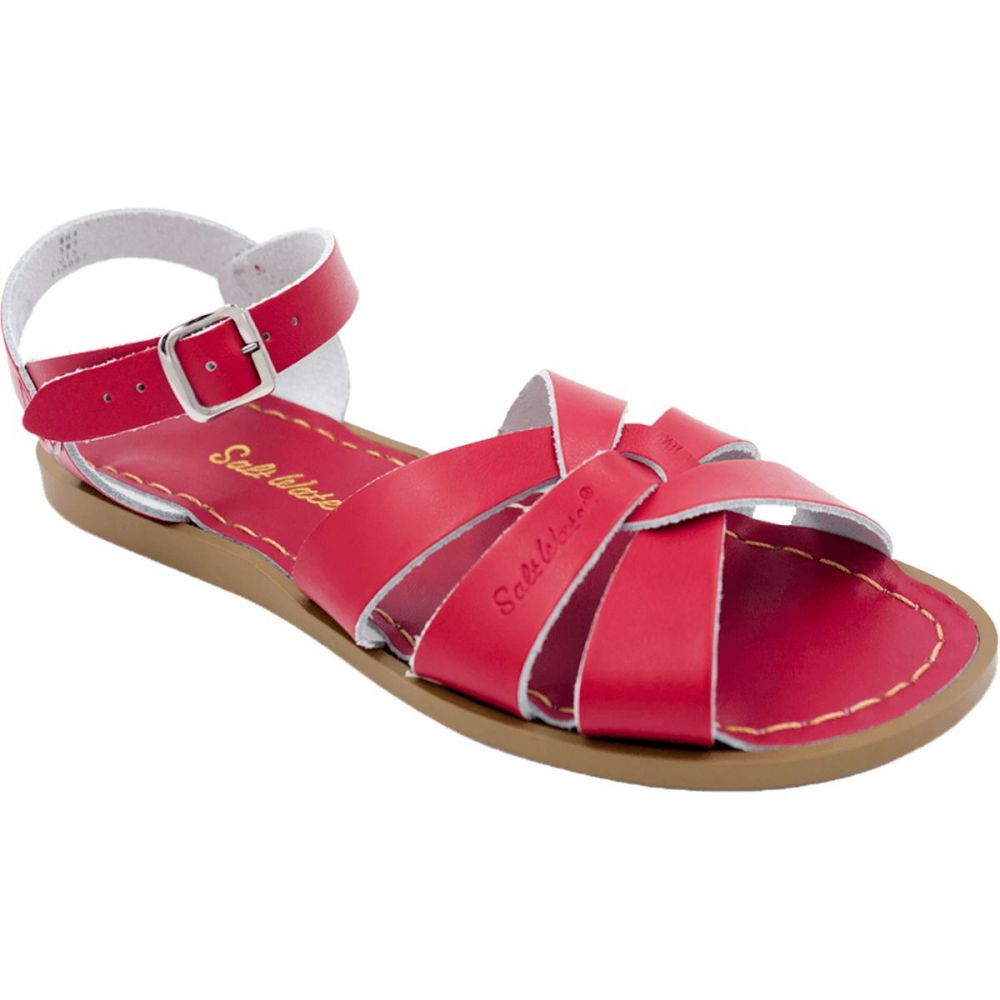 ソルトウォーターサンダル Salt Water Sandals レディース サンダル・ミュール シューズ・靴【The Original 800 Series Sandal】Red