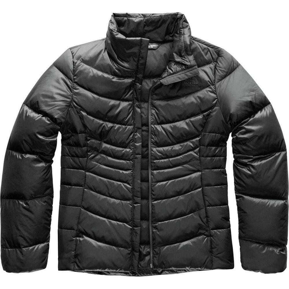 ザ ノースフェイス The North Face レディース ダウン・中綿ジャケット アウター【Aconcagua II Down Jacket】Shiny Asphalt Grey