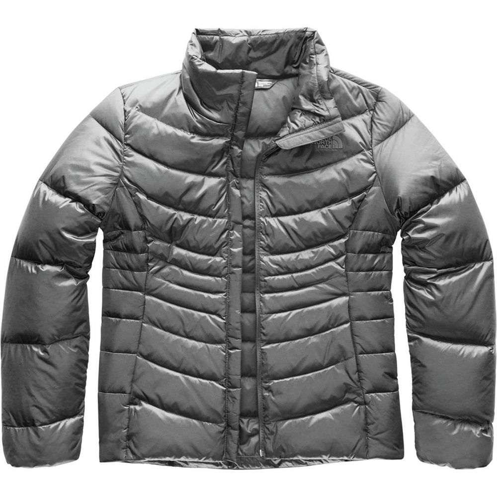 ザ ノースフェイス The North Face レディース ダウン・中綿ジャケット アウター【Aconcagua II Down Jacket】Shiny Mid Grey