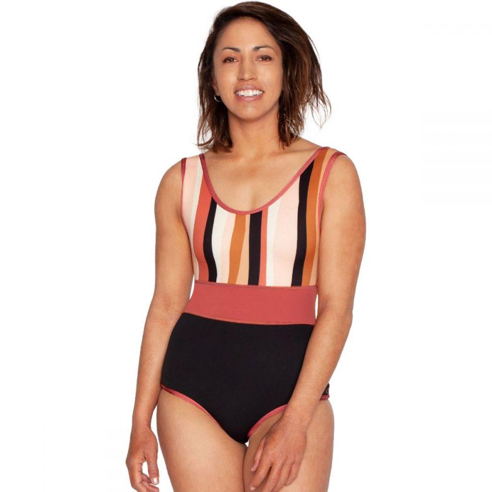 シーアスイムウェア Seea Swimwear レディース ワンピース 水着・ビーチウェア【Sadie Reversible One - Piece Swimsuit】Mesa C-Skin