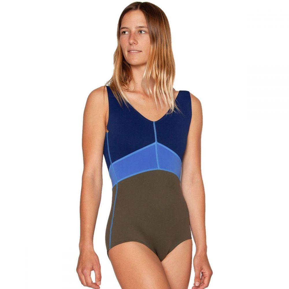 シーアスイムウェア Seea Swimwear レディース ワンピース 水着・ビーチウェア【Saili One - Piece Swimsuit】Olive C-Skin