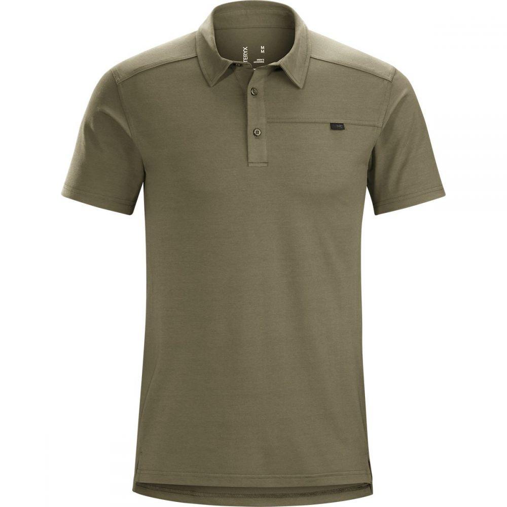 アークテリクス Arc'teryx メンズ ポロシャツ トップス【Captive Short - Sleeve Polo Shirt】Arbour