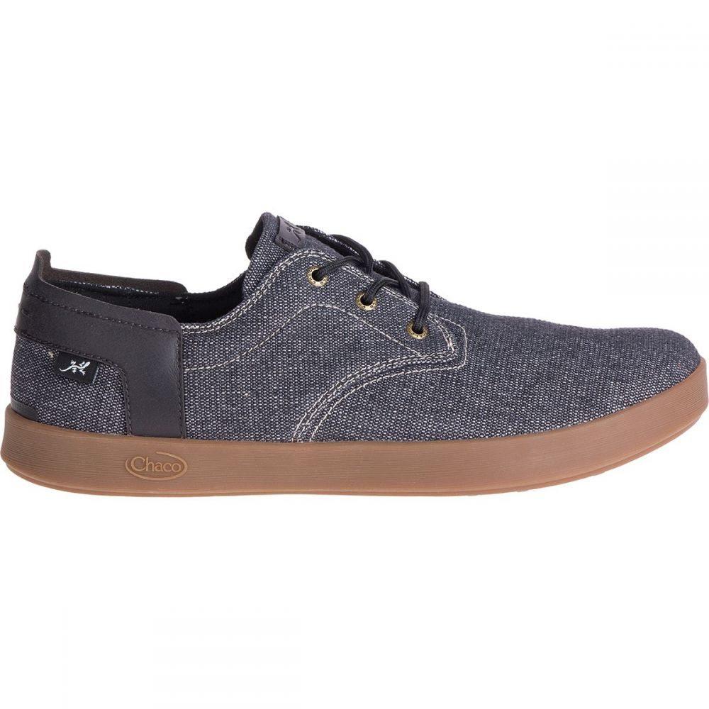 チャコ Chaco メンズ スニーカー シューズ・靴【Davis Lace Shoe】Black