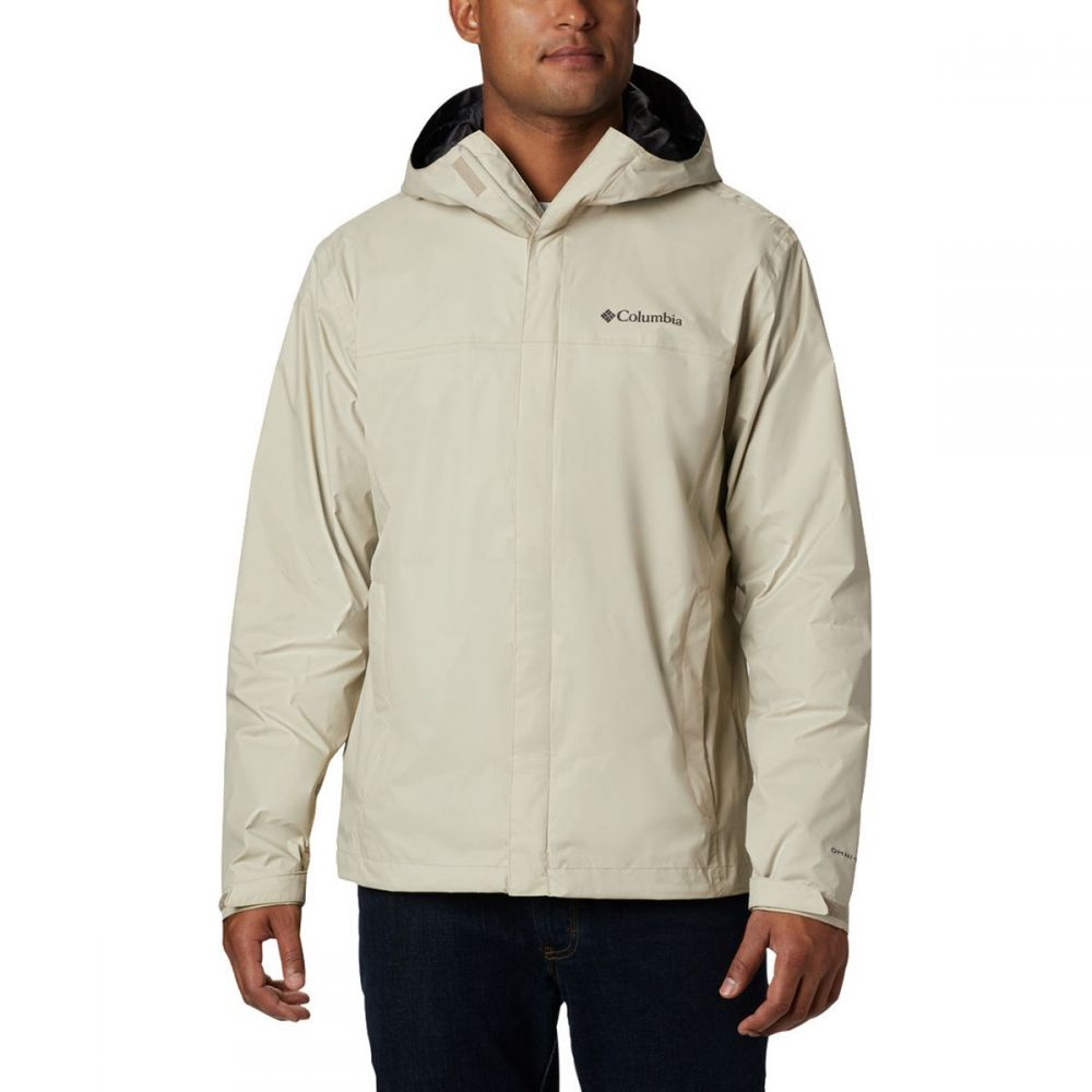 コロンビア Columbia メンズ レインコート アウター【Watertight II Jacket】Fossil