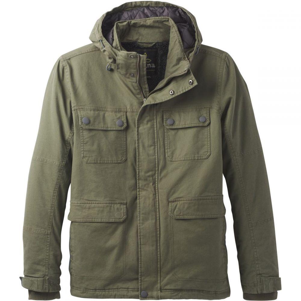 プラーナ Prana メンズ ジャケット アウター【Bronson Towne Jacket】Cargo Green