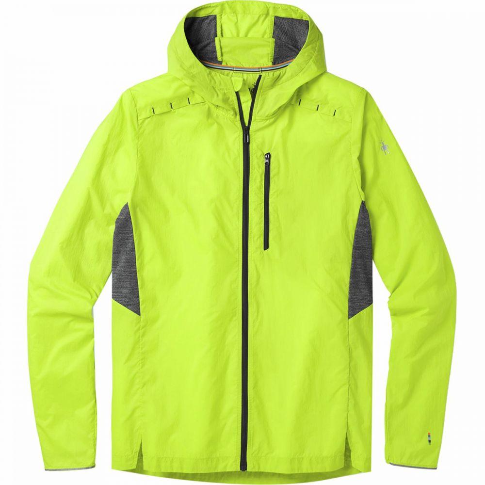 スマートウール Smartwool メンズ ジャケット フード アウター【Merino Sport Ultra Light Hooded Jacket】Smartwool Green
