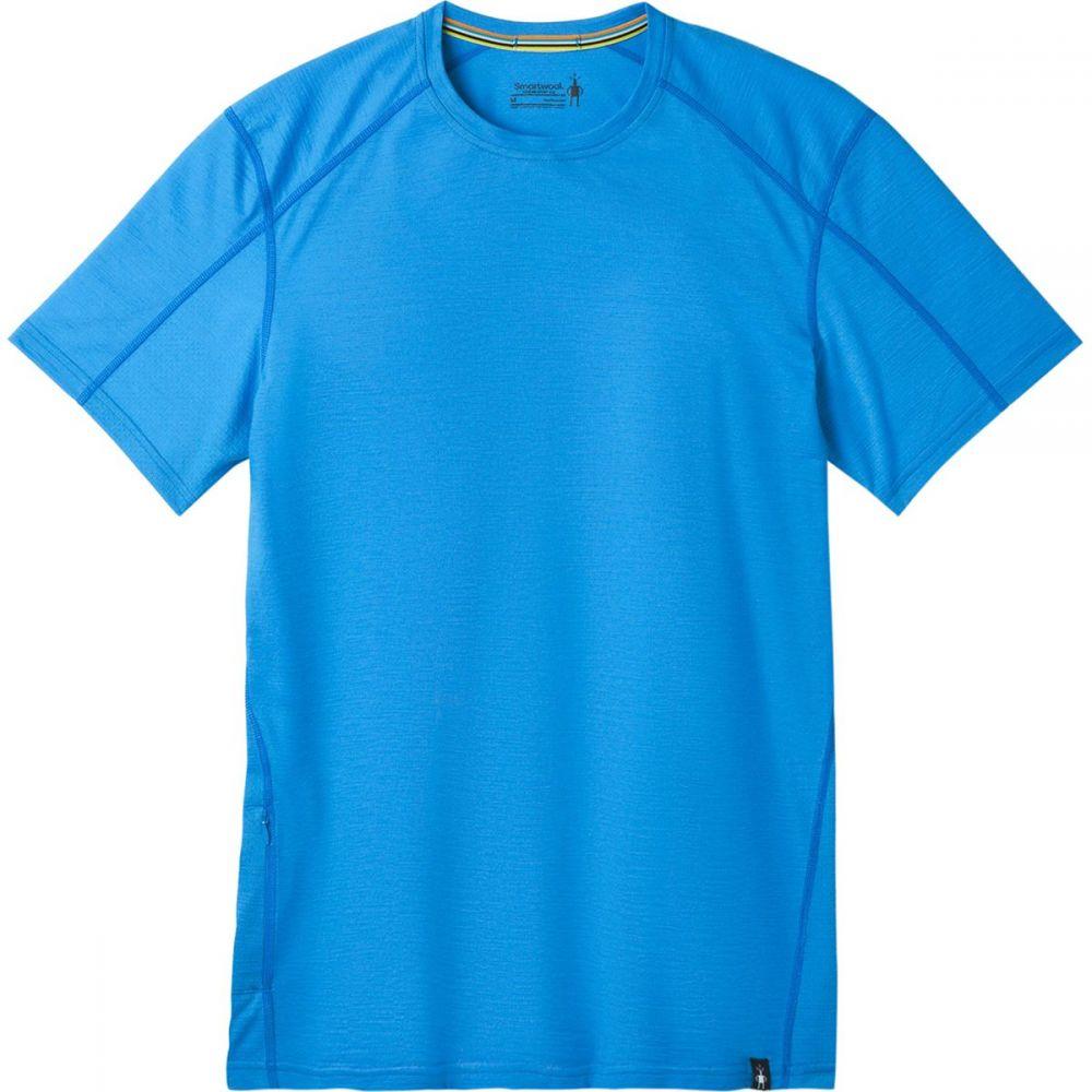 スマートウール Smartwool メンズ Tシャツ トップス【Merino Sport 150 Hidden Pocket T - Shirt】Ocean Blue
