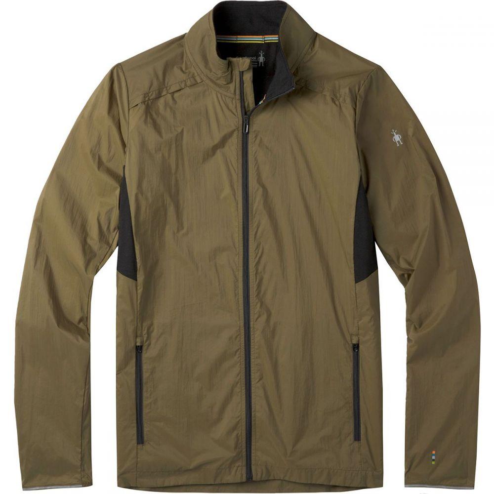 スマートウール Smartwool メンズ ジャケット アウター【Merino Sport Ultra Light Jacket】Military Olive