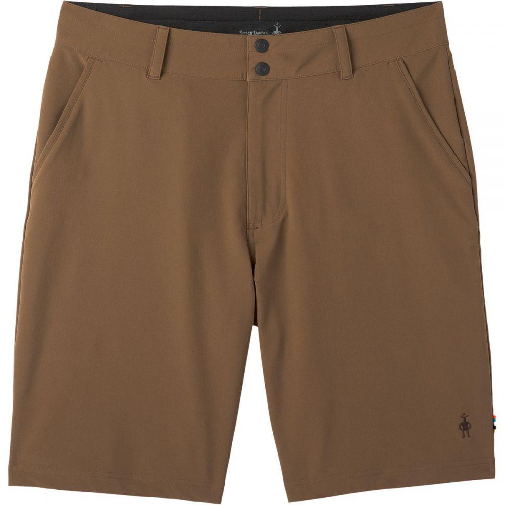 スマートウール メンズ ハイキング 登山 ボトムス 贈り物 パンツ 2020モデル Bourbon Merino ショートパンツ サイズ交換無料 Smartwool Sport Short 10in