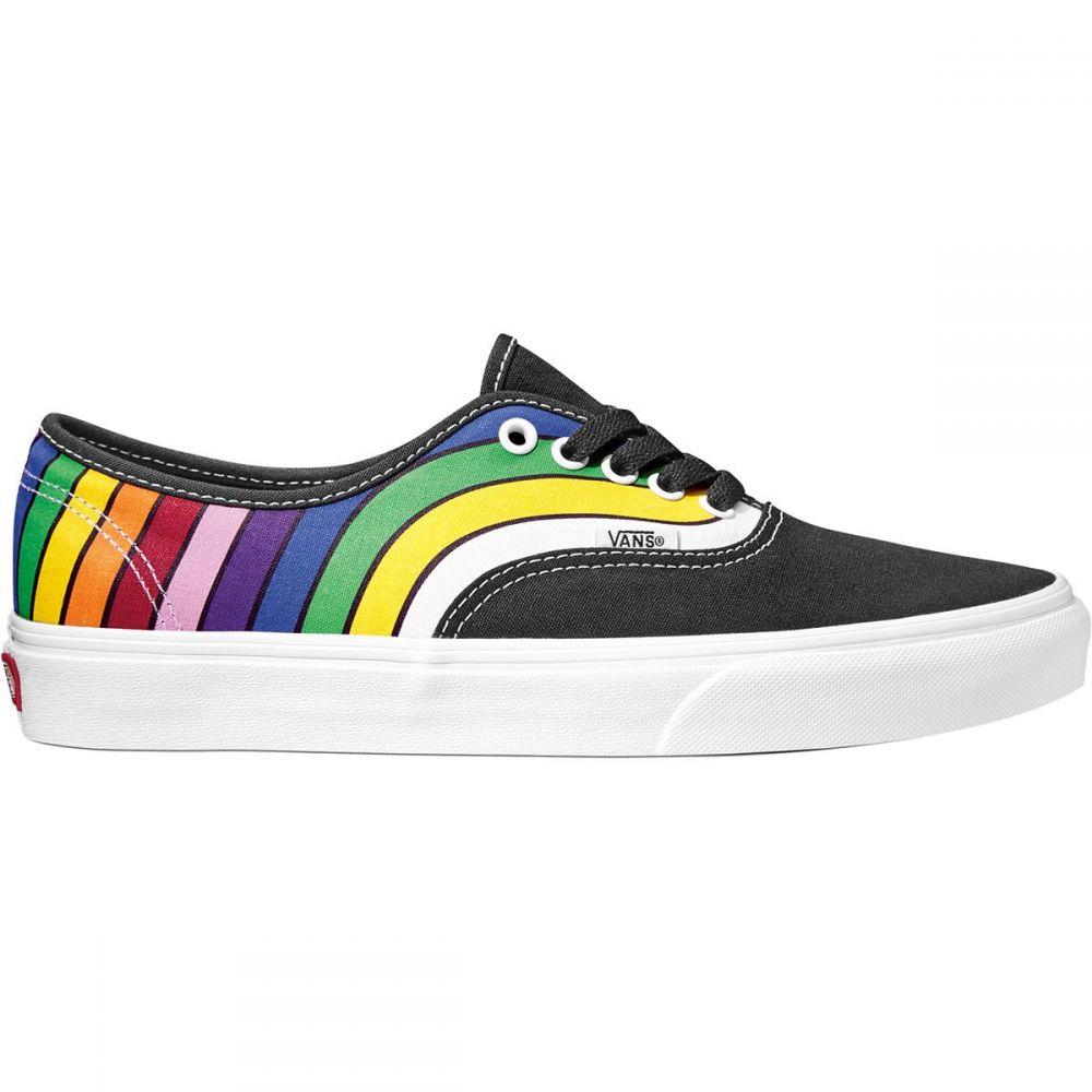 ヴァンズ Vans メンズ スニーカー シューズ・靴【Authentic Shoe】 Black/True White/Multi