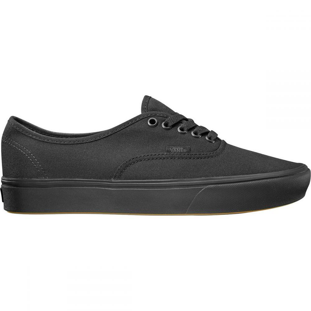 ヴァンズ Vans メンズ スニーカー シューズ・靴【Comfycush Authentic Shoe】 Black/Black
