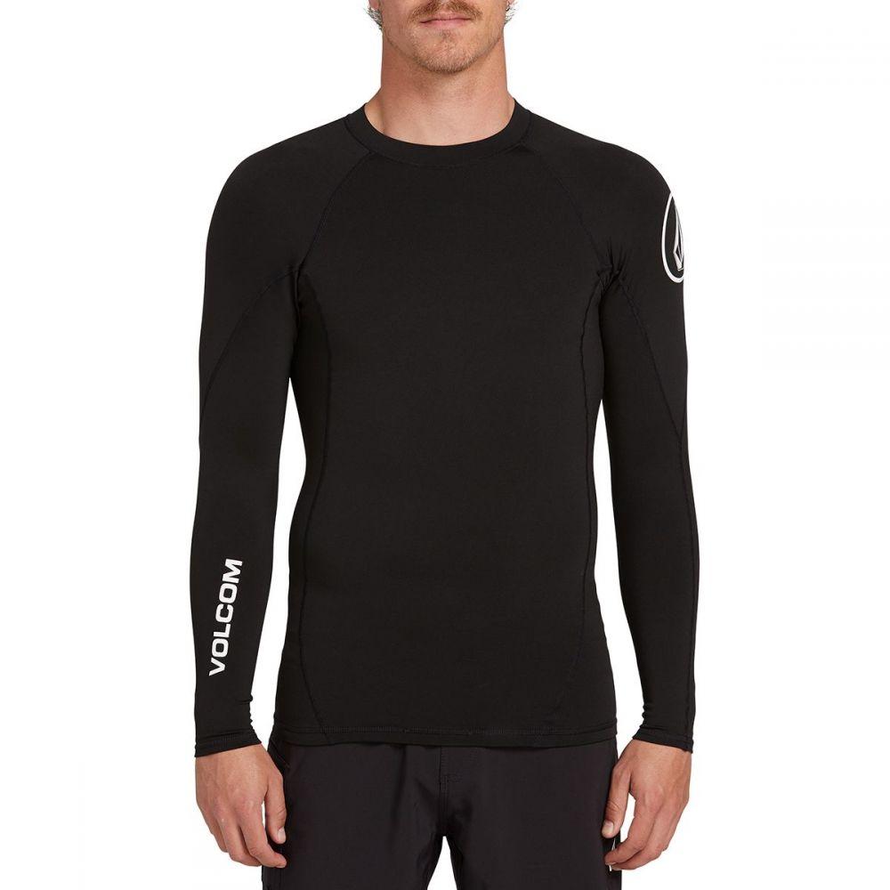 ボルコム Volcom メンズ シャツ トップス【Hotainer Long - Sleeve Shirt】Black