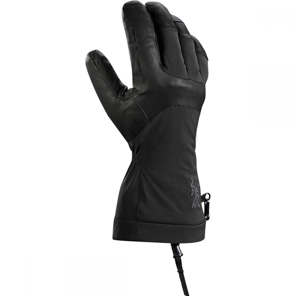 アークテリクス Arc'teryx メンズ 手袋・グローブ 【Fission SV Glove】Black/Infrared