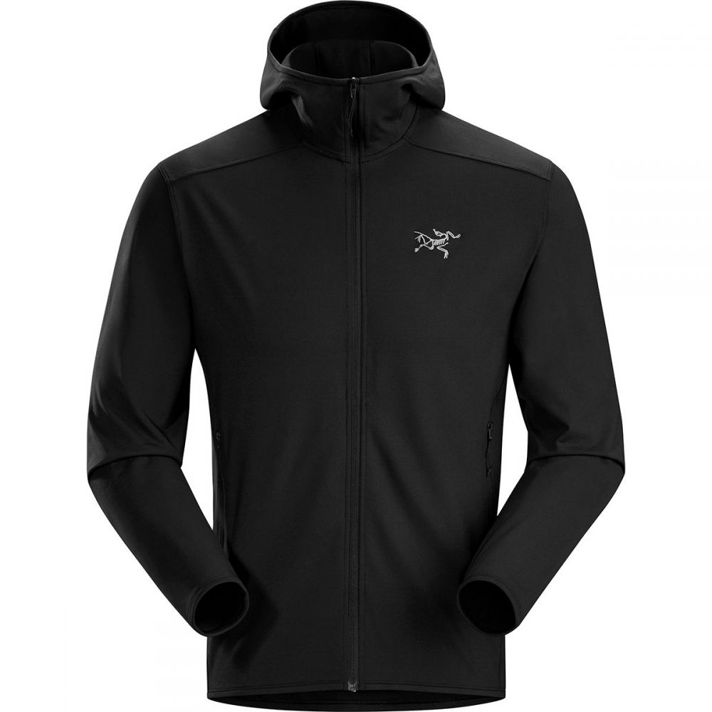 アークテリクス Arc'teryx メンズ ジャケット フード アウター【Kyanite LT Hooded Jacket】Black