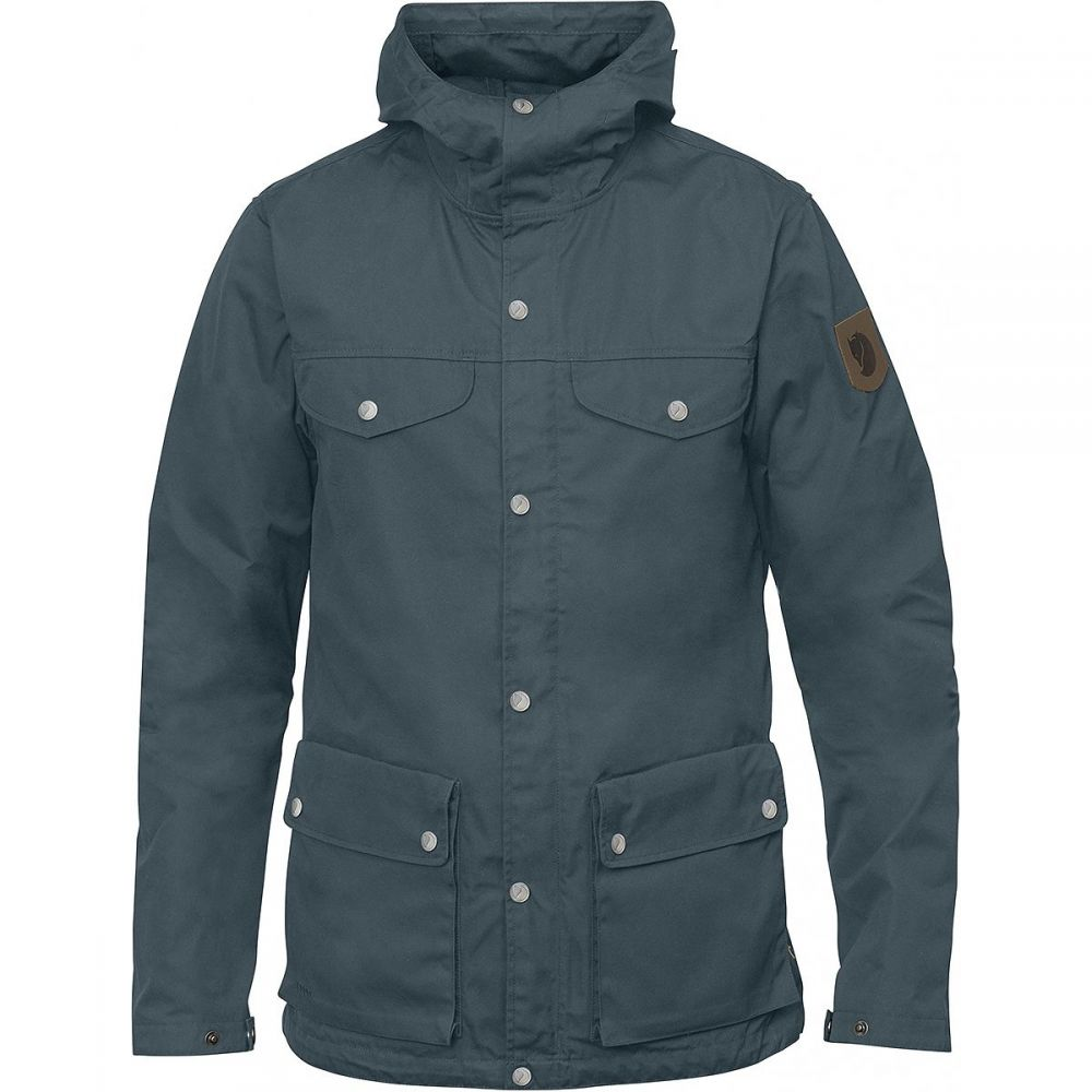 フェールラーベン Fjallraven メンズ ジャケット アウター【Greenland Jacket】Dusk