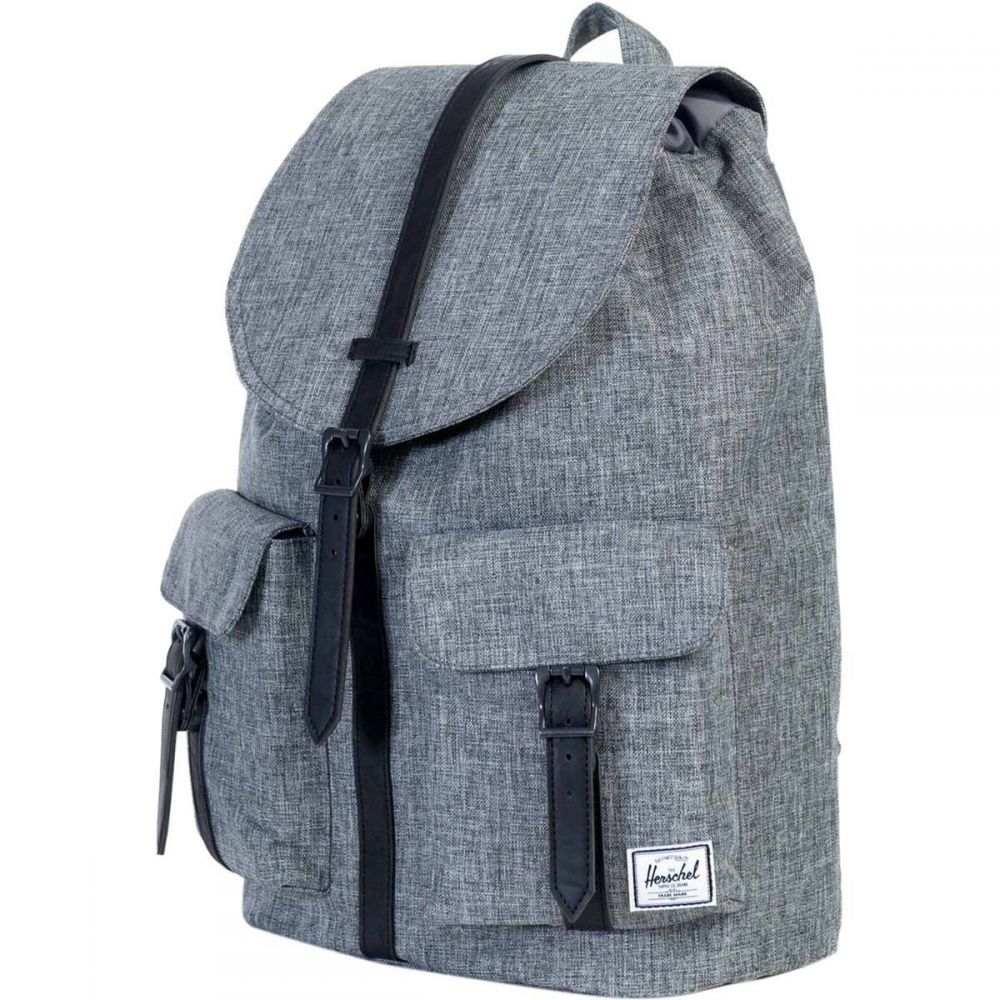 ハーシェル サプライ Herschel Supply レディース バックパック・リュック バッグ【Dawson 20.5L Backpack】Raven Crosshatch/Black