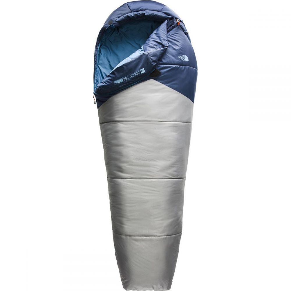 ザ ノースフェイス The North Face レディース ハイキング・登山 【Aleutian Sleeping Bag: 20F Synthetic】Cosmic Blue/Zinc Grey