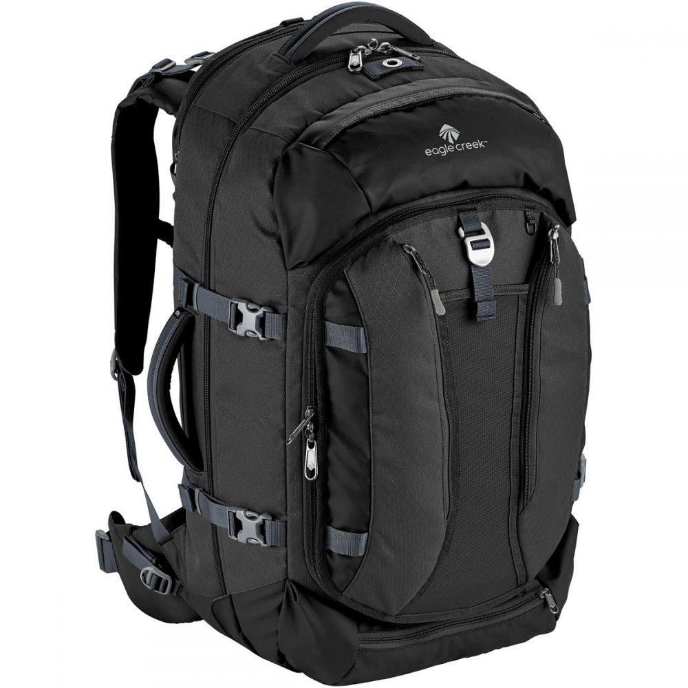 エーグルクリーク レディース バッグ バックパック・リュック Black 【サイズ交換無料】 エーグルクリーク Eagle Creek レディース バックパック・リュック バッグ【Global Companion 65L Backpack】Black