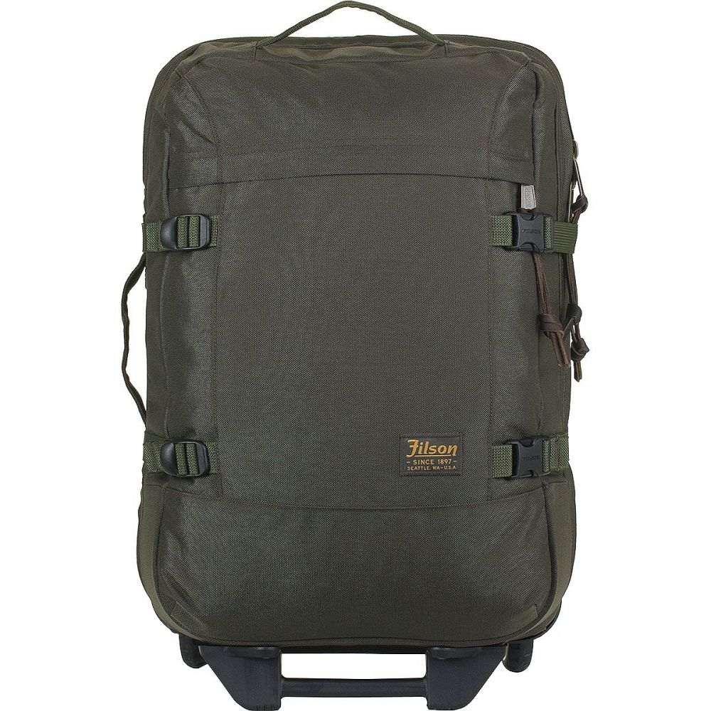 フィルソン Filson レディース スーツケース・キャリーバッグ バッグ【Dryden 2 - Wheel Carry - On Bag】Otter Green