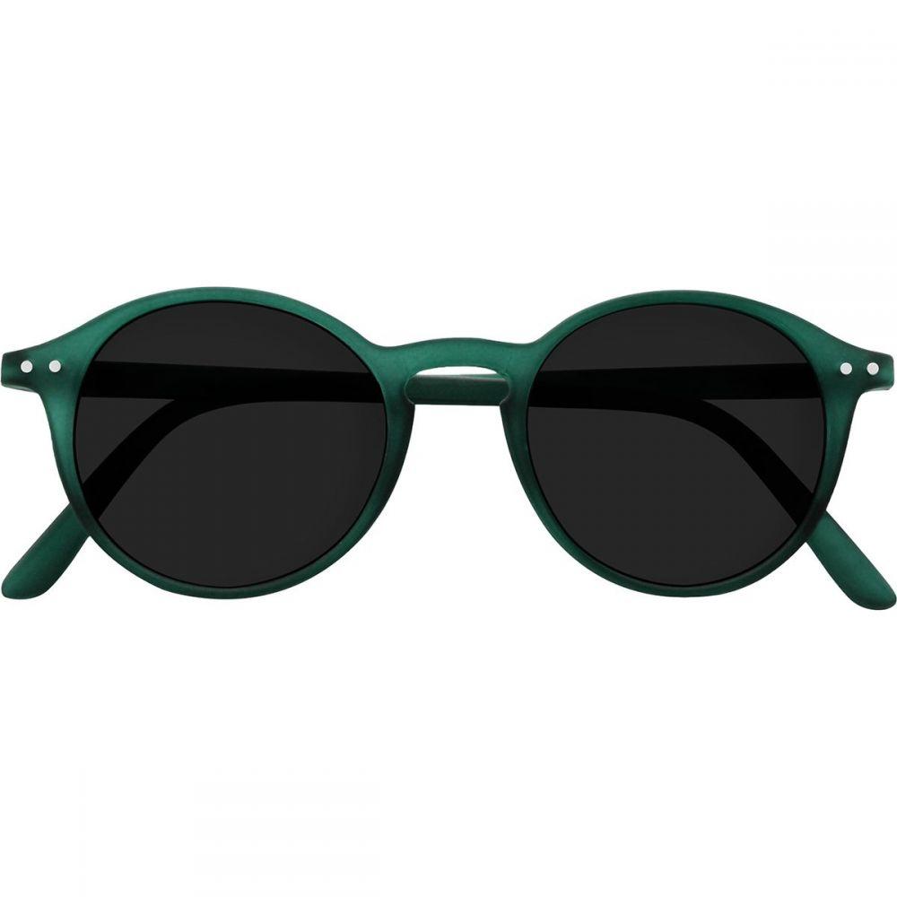 イジピジ Izipizi レディース メガネ・サングラス 【#D Sun The Iconoic Sunglasses】Crystal Green