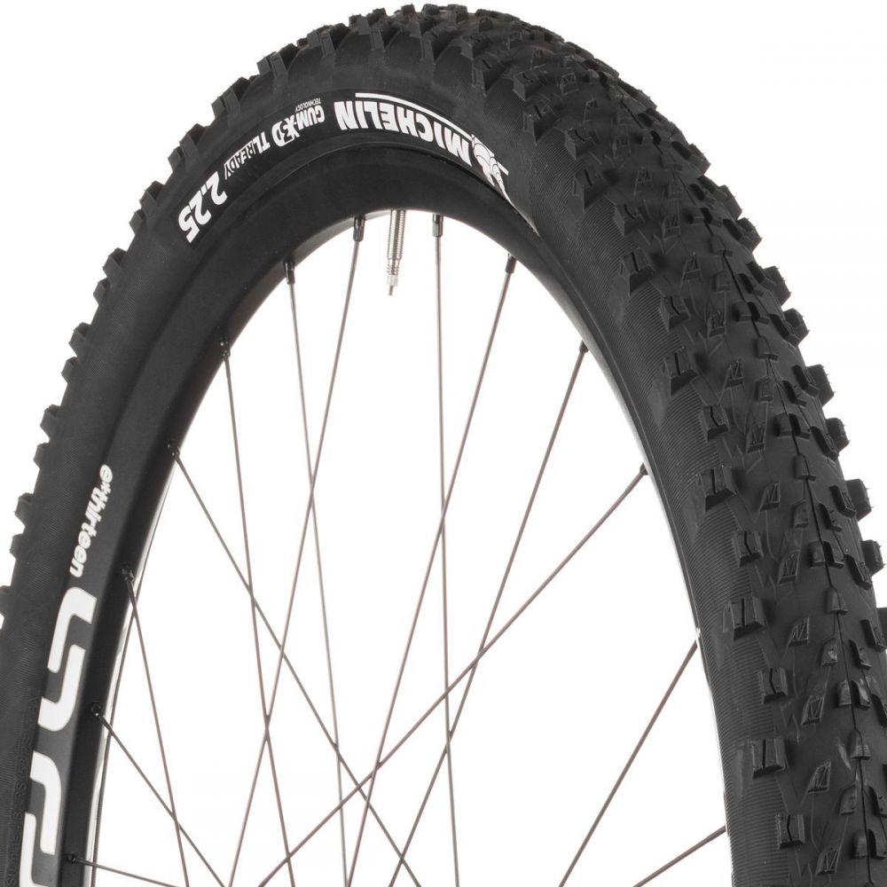 ミシュラン Michelin レディース 自転車 【Force XC Tire - 27.5in】Black