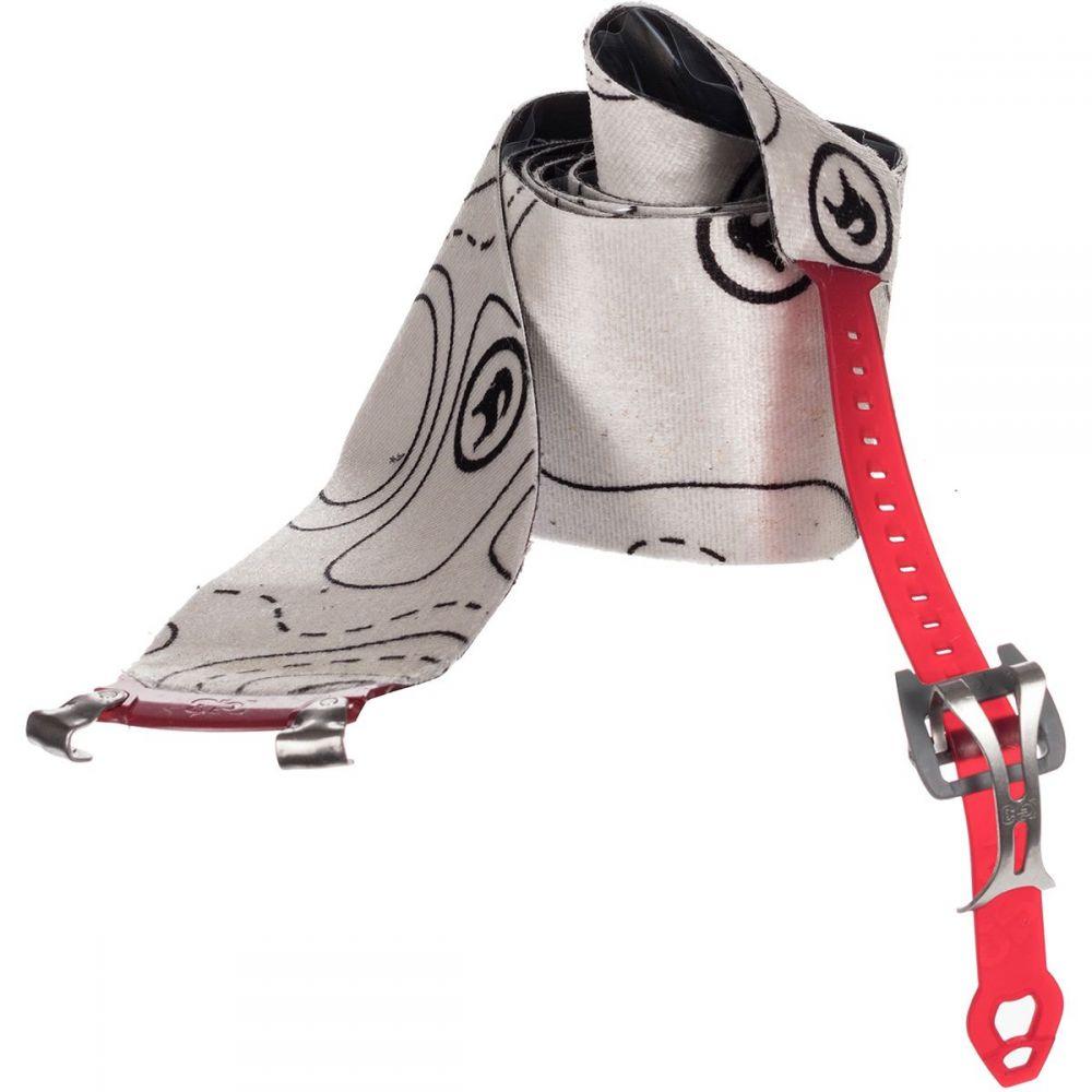 バックカントリー Backcountry レディース クライミング 【x G3 Climbing Skin】Black And White Topo Goat