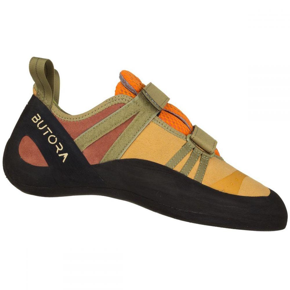 ブトラ Butora レディース クライミング シューズ・靴【Endeavor Tight Fit Climbing Shoe】Sierra Gold