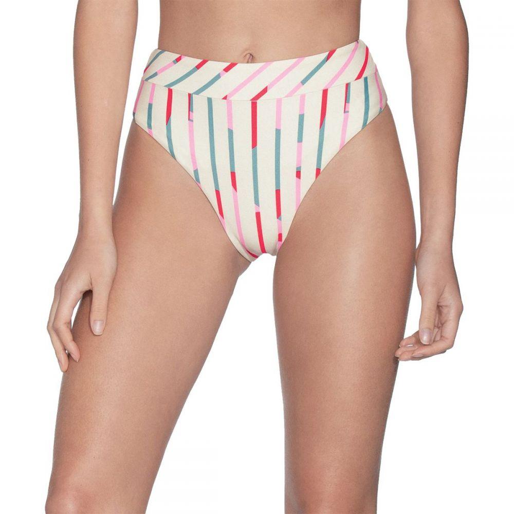 マージ Maaji レディース ボトムのみ 水着・ビーチウェア【Heartbreak Suzy Q High Rise High Leg Bikini Bottom】Multicolor