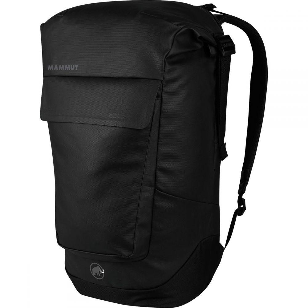 マムート Mammut レディース バックパック・リュック バッグ【Seon Courier 30L Backpack】Black