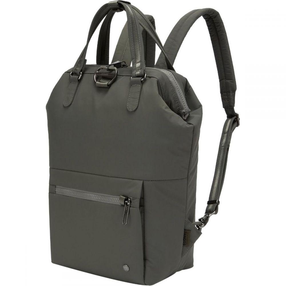 パックセーフ Pacsafe レディース バックパック・リュック バッグ【Citysafe CX Mini Backpack】Econyl Storm