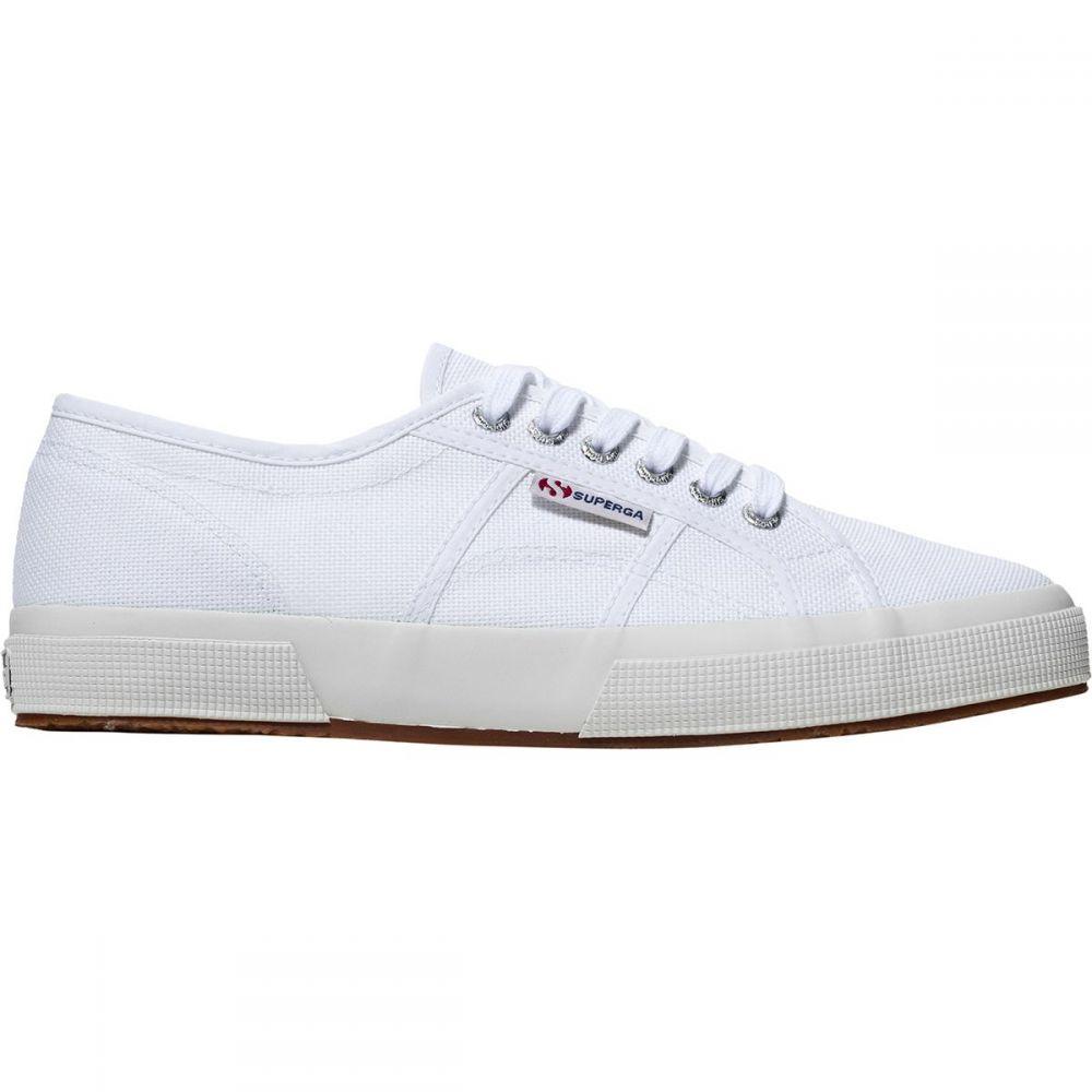 スペルガ Superga レディース スニーカー シューズ・靴【2750 Cotu Canvas Shoe】White
