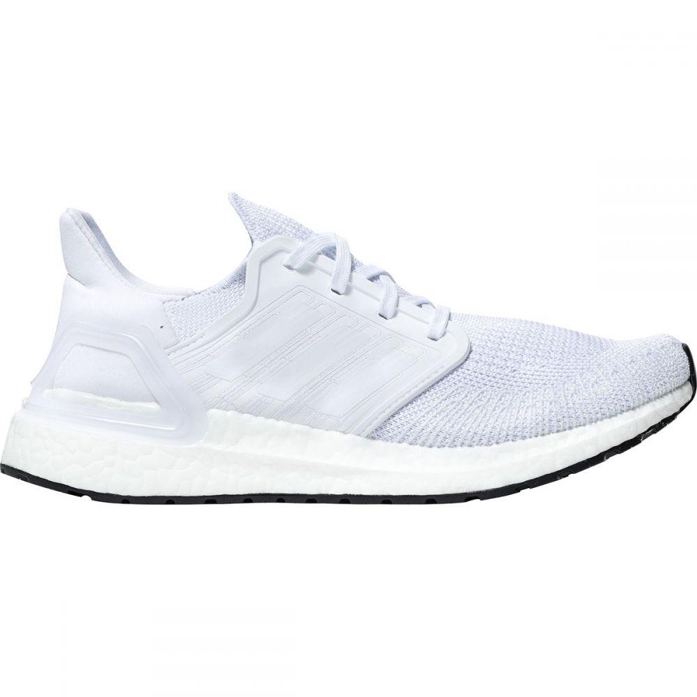 アディダス Adidas レディース ランニング・ウォーキング シューズ・靴【Ultraboost 20 Shoe】White/Grey Three/Core Black