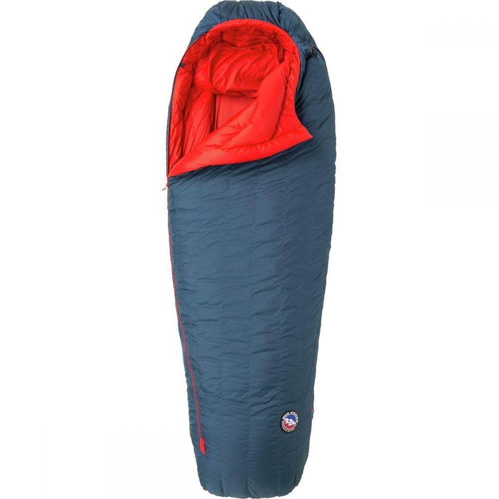 ビッグアグネス Big Agnes レディース ハイキング・登山 【Anvil Horn Sleeping Bag: 0F Down】Blue/Red