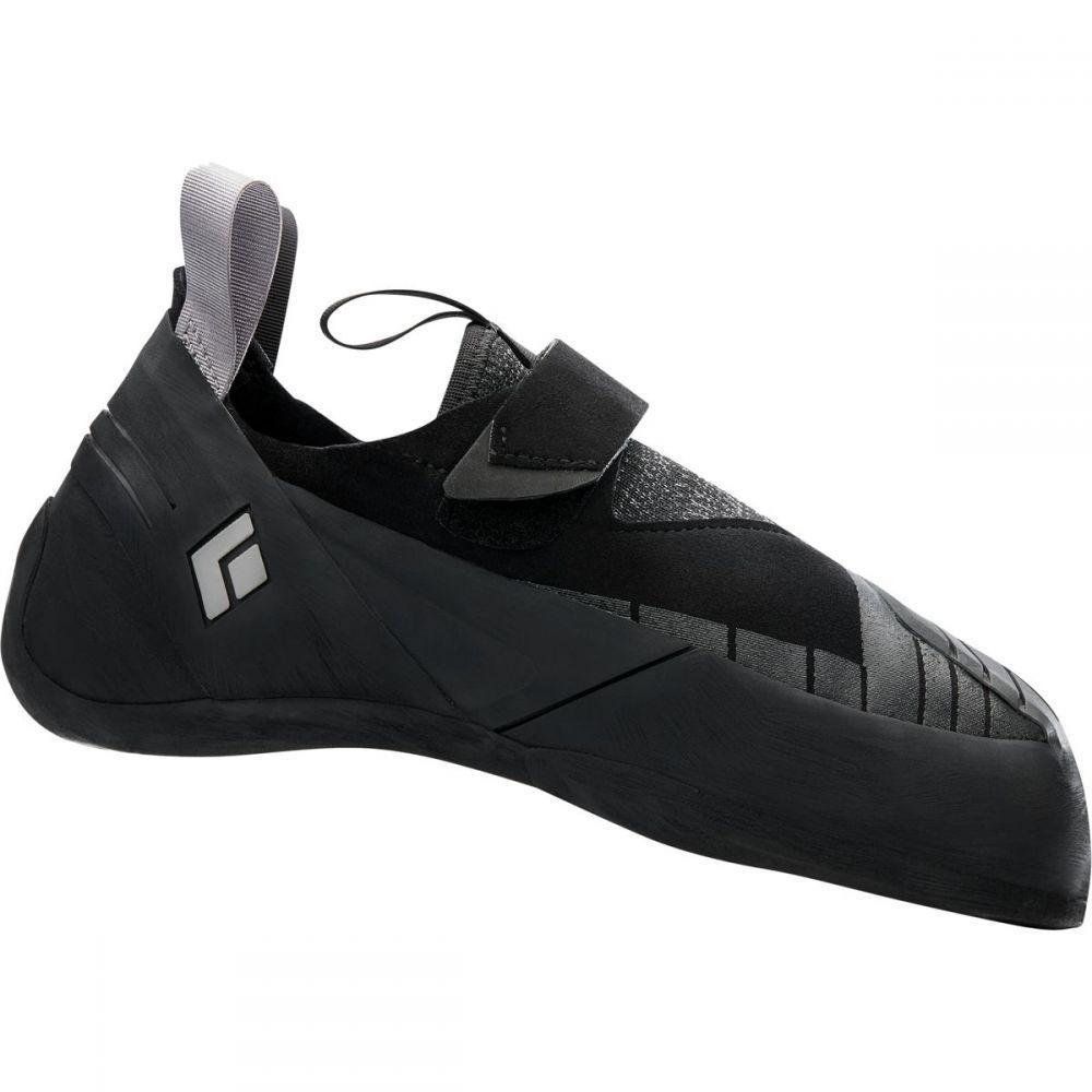 ブラックダイヤモンド Black Diamond レディース クライミング シューズ・靴【Shadow Climbing Shoe】Black