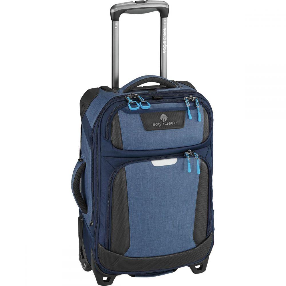 エーグルクリーク Eagle Creek レディース スーツケース・キャリーバッグ ギアバッグ バッグ【Tarmac Carry - On 38L Rolling Gear Bag】Slate Blue